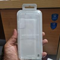 Samsung cover soft clear original galaxy A02s