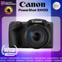 KAMERA CANON POWERSHOT SX430 / POWERSHOT SX430 resmi