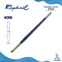 Kuas Lukis Raphael 8244 Filbert Kaerell Bleu Synthetic Brush SH