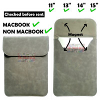Laptop Sleeve Lenovo, Asus, HP, Dell, Acer PU 11.6 13.3 13.3 14.6 15.6