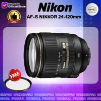 Nikon Standard Zoom Lens AF-S NIKKOR 24-120mm f / 4G ED VR