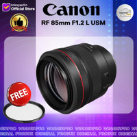 LENSA CANON RF 85mm F1.2 L USM / CANON RF 85mm F1.2 L USM lens