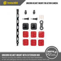 Insta360 Unicorn Helmet Mount Helm For One R / One X / One X2 / One