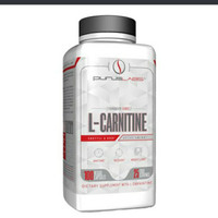 PURUS LABS LCARNITINE L CARNITINE L-CARNITINE 100 CAPS 25 SERVING