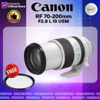 Lensa Canon RF 70-200mm F2.8 L IS USM lens