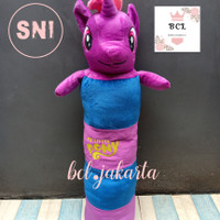 BANTAL GULING KARAKTER 70CM / GULING LITTLE PONY HELLO KITTY DORAEMON