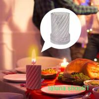 Cetakan Lilin Handmade bentuk Spiral