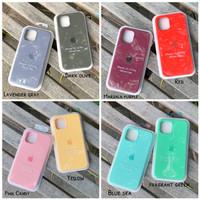 Apple Silicone Full Cover Case Type iP 12 Mini 12 12 Pro 12 Pro Max