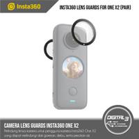 Insta360 ONE X2 Sticky Lens Guards Pelindung Lensa Original