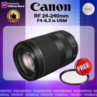Lensa CANON Lens RF24-240mm F4-6.3 is USM lens