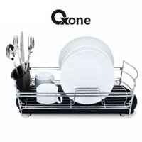 OXONE Brand Dish Rack OX572 Plastik Rak Piring