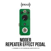 Mooer Repeater Pedal Guitar Effect Gitar Bass Pedal StompBox