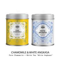 The Original   PROMO Big Tin   Pure Chamomile + White Angkasa