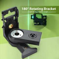 bracket dinding magnetik rotary laser level 3D braket dudukan putar