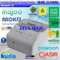 MOBILE PRINTER BLUETOOTH THERMAL IWARE ZJ-5809ii PRINTER PPOB/KASIR