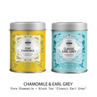 The Original   PROMO Big Tin   Pure Chamomile + Classic Earl Grey