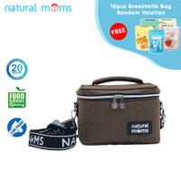 Thermal Bag / Cooler Bag Natural Moms - Single Frio Moreno