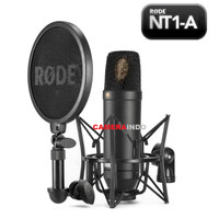 Mic Rode NT1 kit cardioid condenser microphone XLR