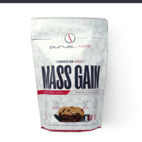 PURUS LABS MASS GAIN WEIGHT GAINER 10 LBS 10LB 14 SERVING