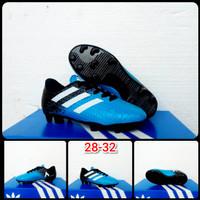 Sepatu Anak, Sepatu Bola Anak Adidas mesi 28-32 - Biru Tosca, 28