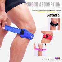 AOLIKES Knee Support Knee Pad Pelindung Lutut Dekker Deker Gym Lari