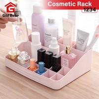 GM Bear Rak Kosmetik Mini Makeup Multifungsi Storage Box 1234-Cosmetic