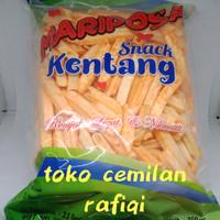 potato/kentang/snack 250 gram
