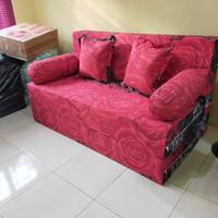 Sofa Bed Busa uk 200 x 145 x 20 / sofabed No. 3 busa inoac asli