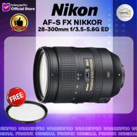 Lensa Nikon AF-S FX NIKKOR 28-300mm f/3.5-5.6G ED