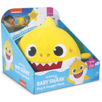 Pinkfong Baby Shark Sing and Snuggle Doll - USA Hot Toys 2021
