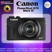 CANON POWERSHOT G7X MARK III - KAMERA CANON G7X MARK III