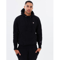 Champion Small C Logo Jumper Hoodie with Barcode - 100% ORIGINAL