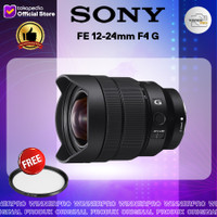 Sony - FE 12-24mm F4 G Wide-angle Zoom Lens (Black)