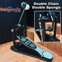 Single Pedal Drum Pedal Double Chain Kickpedal Kick Pedal Drum Import