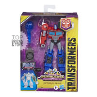 HASBRO, Transformers Cyberverse Deluxe Class Optimus Prime (BAF)