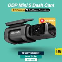 DDPAI Mini 5 GPS Dash Cam Built-in 64G Car Camera 4K UHD Kamera Mobile