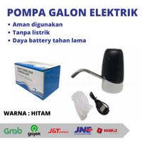 Alat Pompa Air Galon Elektrik K7 Hitam