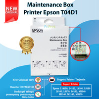 Maintenance Box Epson T04D1 Busa Printer M1140 M2140 M3170 L14150