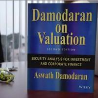 damodaran on valuation second edition buku