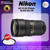LENSA NIKON AF-S 24-70mm f2.8E ED VR/ LENSA NIKON AF-S 24-70mm f2.8E