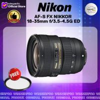 Nikon AF-S FX NIKKOR 18-35mm f/3.5-4.5G ED