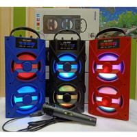 Speaker Bluetooth MH-36 BT + Mic High Quality Bass/Speaker Aktiv