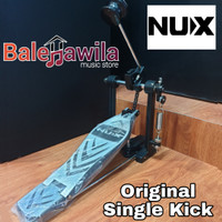 Single Pedal Drum Nux Kickpedal Kick Pedal Drum Import KualitasPremium