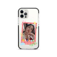 Polaroid Deco Red - X-Tech Bumper Case