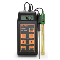 Hanna - Portable pH/mV Meter - HI8424