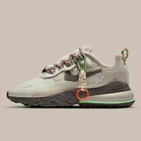 Sneakers Wanita Nike Air Max 270 React Enigma Stone