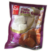 Edo Tofu Fish Cake 250 gr