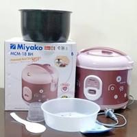 Magic Com Rice Cooker Miyako 1.8 Liter MCM 18BH