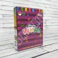 Flashcard Huruf Hijaiyah - KidSmart Kartu Pintar Mainan Edukasi Anak