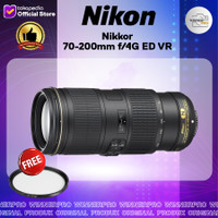 Nikon 70-200mm f/4G ED VR Nikkor Zoom Lens/Nikon 70-200mm f/4G ED VR
